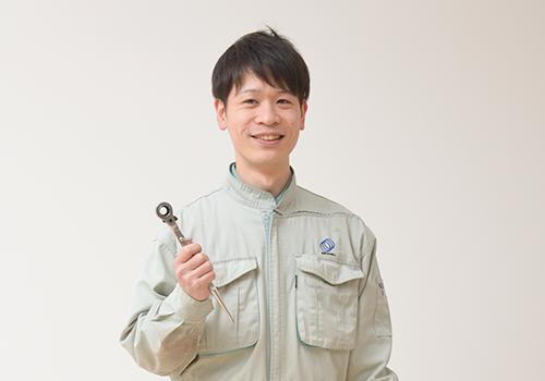 設楽 右京(2014年入社)技術工事課